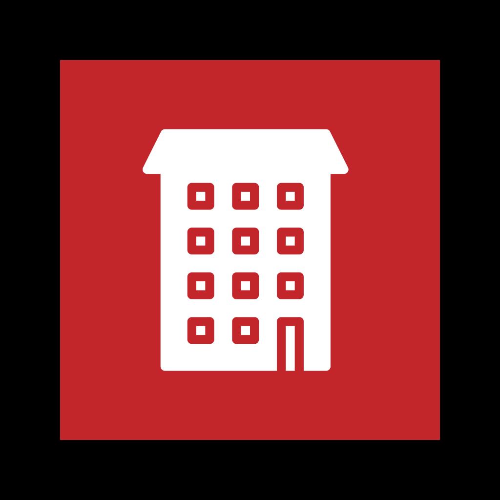 Big building icon